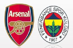 Arsenal 0 - 0 Fenerbahçe (Maç Sonu).14602