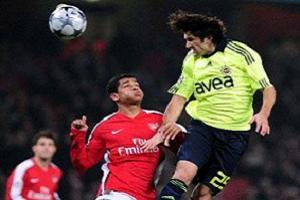 İngiliz basınında Arsenal-FB maçı.12467