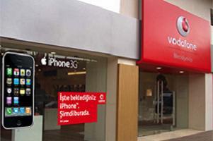 Vodafone'da iPhone artık Türkçe!.10578