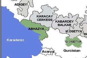 K. Osetya'da otobüste patlama: 11 ölü.13278