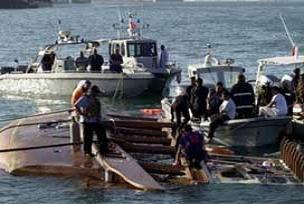 Filipinler'de yine gemi battı: 8 ölü.16021