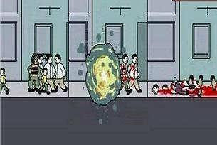 İntihar saldırıları bilgisayar oyunu oldu.13160