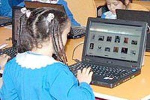 İlköğretim öğrencilerine ucuz dizüstü bilgisayar.16838
