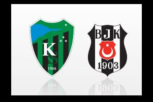 Beşiktaş 5 - 2 Kocaelispor (Maç Sonu).8855