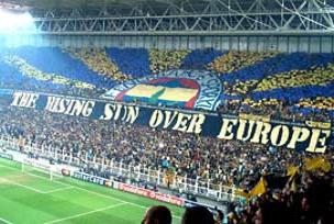 İsveçli Fenerbahçeliler Şükrü Saraçoğlu'nda.20729