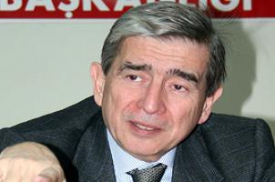 CHP'li Öymen AK Parti'yi bitirdi.11172