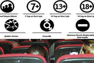 Akıllı işaretler artık sinemalarda.14469