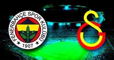 Fenerbahçe 4 - 1 Galatasaray (Maç Sonu).25305
