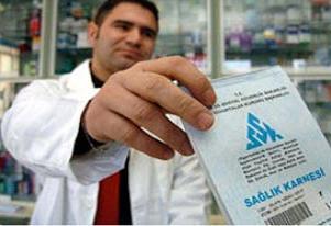 Eczacılarla SGK arasındaki ilaç krizi bitti.13325