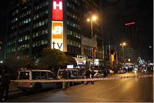 Beşiktaş'ta silahlı gaspçı terörü.13218