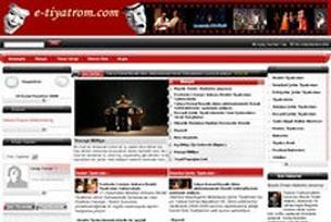 E-Tiyatrom.com yayına başladı.15853