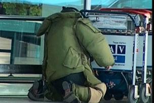 Atatürk Havalimanı'nda bomba paniği.14304