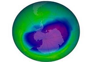 Ozon tabakasını incelten gazlara yasak.7799