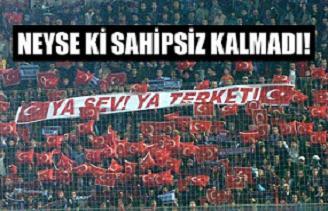 Trabzonspor seyircisi benimsedi!.22417