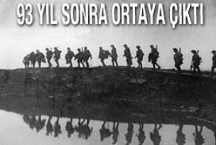 Anzak askerinin Gelibolu özel günlüğü.13059