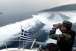Türk balıkçı teknesine taciz ateşi.10391