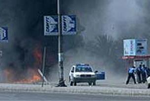 Irak'ta intihar saldırısı: 6 ölü .9409