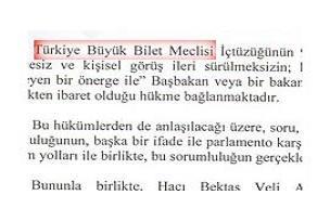 'Türkiye Büyük Bilet Meclisi' de neresi?.12529