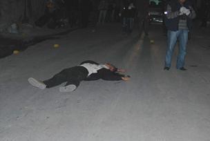 Mersin'de sokak ortasında infaz.6391
