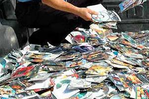 İlköğretim önünde porno CD satıyordu.21326