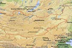 Moğolistan'da 'Türkoloji' tehlikede.15543