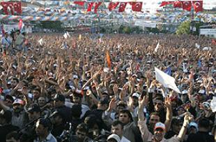 AK Parti'nin Diyarbakır iddiası sürüyor.23135