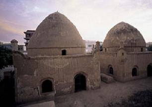 Sudan'da 1200 yıllık cami.9188
