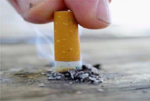 Sigara içenler azalıyor.8385