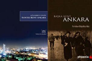 Ankara tarihi üzerine iki kitap.10475