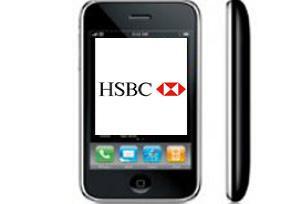 HSBC'de iPhone şubesi devrede.7363