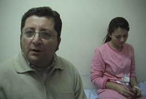 İki aylık kadın doktora tekme tokat!.7892