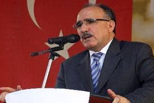 İçişleri Bakanı Atalay Irak'a gidiyor.9698