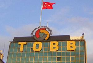 TOBB'da yönetime giren isimler.10629