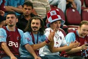 Trabzonspor'da Brüls sevinci.15752