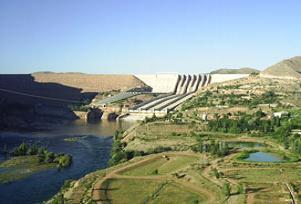 İstanbul barajlarında su seviyeleri.12453
