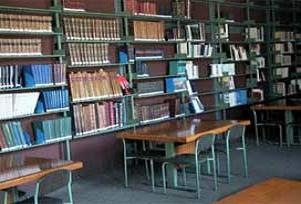 Öğrenci mektuplarıyla kütüphane.16205