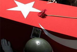 Tunceli'de çatışma: 1 şehit.8166