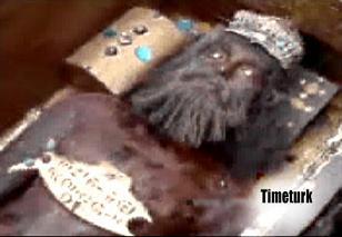 �ran'da 3000 y�ll�k kral mumyas� bulundu.12582