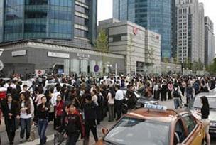 Çin'de işsizlik korkunç boyuta ulaştı.17793