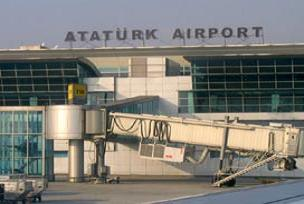 Havalanında turiste tecavüz iddiası.13079