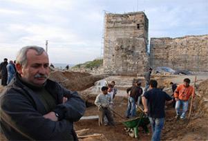 Sinop'ta 2 bin yıllık tarih çıktı.13173