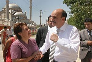 Y�l�n Belediye Ba�kan� AKP yolunda.15393