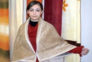 Giyilebilir battaniyelere ilgi arttı.11277