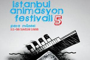 5. İstanbul Animasyon Festivali.13412
