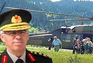 Makam helikopteri haberi havada kaldı.14519