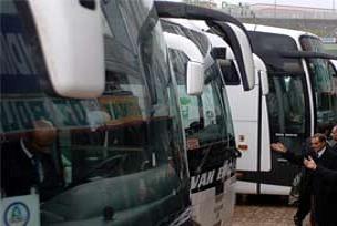 Otobüsçüler tek çatı altında toplanıyor.13010