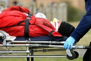 Formula 1 pilotu ölümden döndü.13711