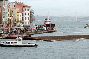Batan Karaköy iskeleden servet çıktı!.14462
