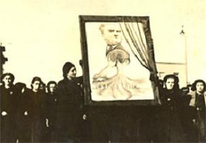 Dolmabahçe'den Anıtkabir'e.9444