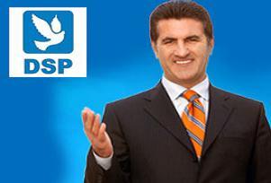 Mustafa Sarıgül DSP'den istifa etti.9389